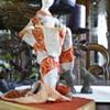Paper Mache doll