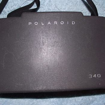 1969-1971-polaroid 340 land camera