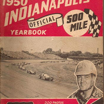 1950 - Indianapolis 500 Yearbook