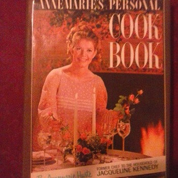 She cooked for some Kennedys`! - Books