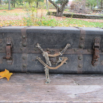How old is this suitcase?
