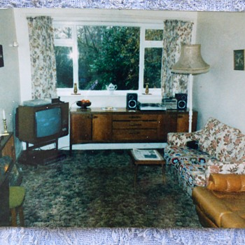 1985-Birmingham- edgbaston- flat 4, William court, Clarendon road. - Photographs
