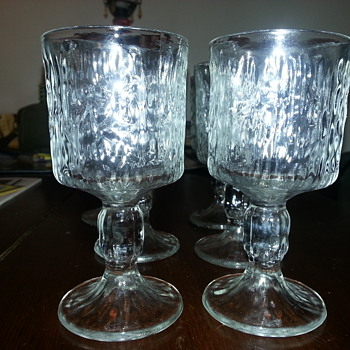 Iitalla wine glass set - Glassware