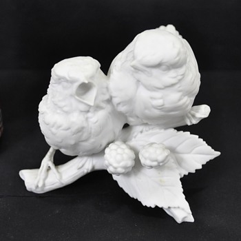 Kaiser bisque porcelain