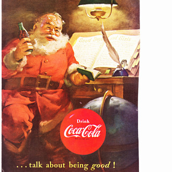 Coca-Cola advertisements - Coca-Cola