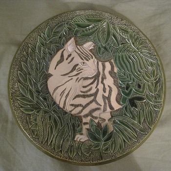 Artesania Rinconada Collector Animal Plates (3 of 7).