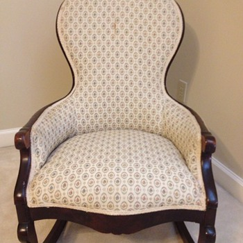 Rocking chair - that's all I know - Furniture
