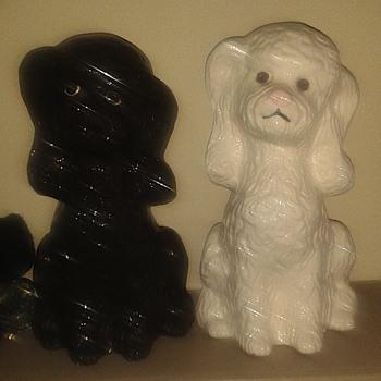 Dog banks - Figurines