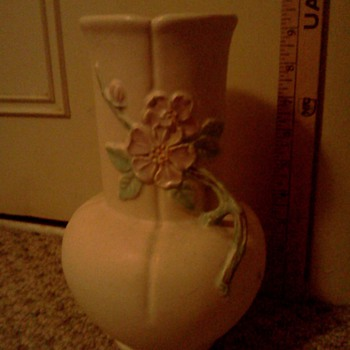 My Forgotten Treasure  - Art Pottery