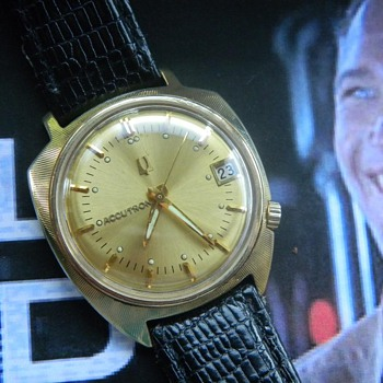 1967 Bulova Accutron 218 - Wristwatches