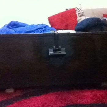 Korean Money Chest? - Furniture