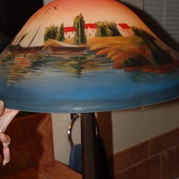 Handel lamp?