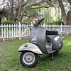 My 1978 Rally 200 Vespa