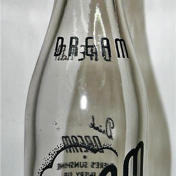 Dream / Imperial Soda Bottles - Bottles