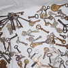 Antique Keys - All types & Uses -