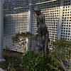 Peter Pan Sculpture byu Charles Hafner