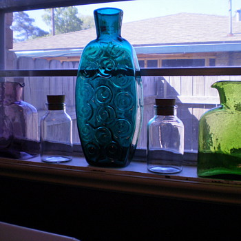 Blenko - Art Glass