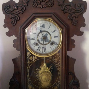 New Haven family clock - Clocks