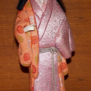 Japanese Kime Kome Dolls - Asian