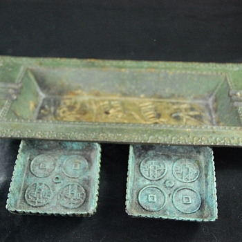 Asian Cast Iron Tray ? - Asian