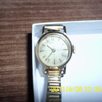 LeCoutre Ladies Watch