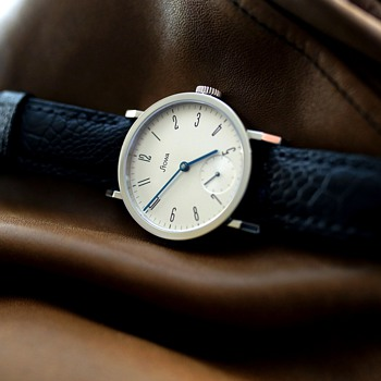 Stowa Antea KS Silver NYC Limited Edition