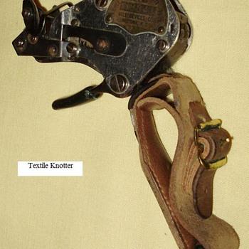 textile knotter