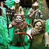 Ewoks in the Forest