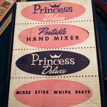 Princess Hand Mixer - Kitchen