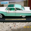 1955 Ford fairlane Crown Victoria 1/18 Die Cast car