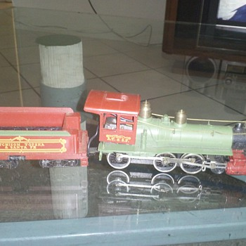 please help me identify this train set