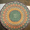 Native American Hopi Wicker Basket