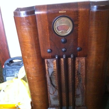 Philco radio - Radios