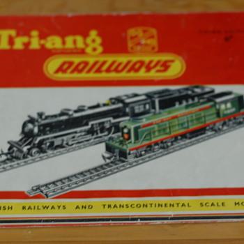 Tri-ang trains