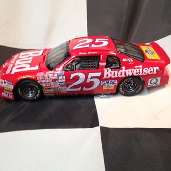 Collection of 90's Nascar Model cars - Model Cars