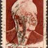 "Brazil - ""Heinrich Lubke"" Postage Stamp"