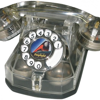 Clear Automatic Electric AE40 telephone - Telephones