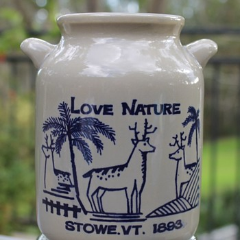 Love Nature - Advertising