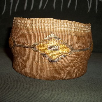 Tlingit Basket