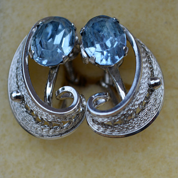 Vintage Van Dell Earrings - Fine Jewelry