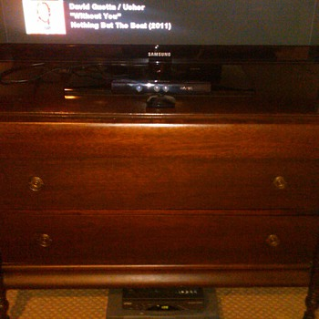 'New' TV stand for my man cave - Furniture