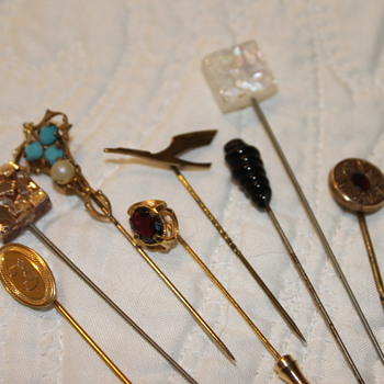 Stick Pins - Fine Jewelry