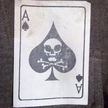 "Vietnam War U.S. Army ""Death Card"""