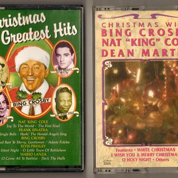 Christmas Music - Cassette Tapes - Christmas