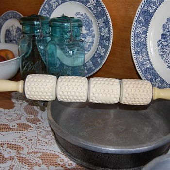What is this rolling pin used for?