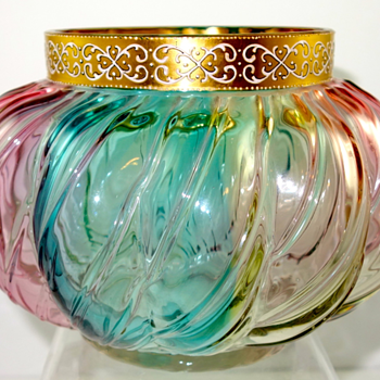 Loetz - The Rainbow Connection - Art Glass