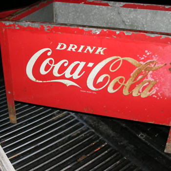 My latest treasure! - Coca-Cola