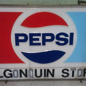 Old Pepsi :)  - Signs