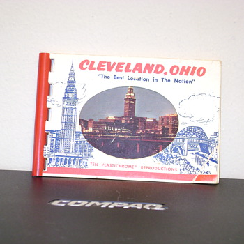 Cleveland Ohio Picture Book - Photographs