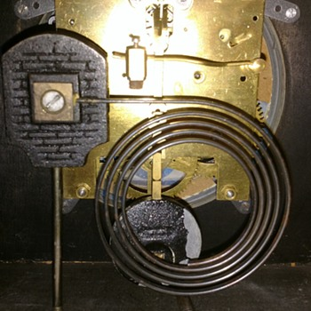 Enfield mantel clock